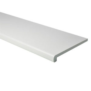 Fensterbank Seitenabschlüsse L und U Profil   Sichtbeton oder Putz   25 od. 40mm Blende   RAL oder eloxiert