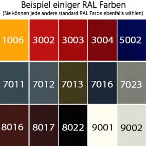 RalL farben