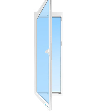 PVC - Thermo- Terrassentür 1flg  (6 Kammern)