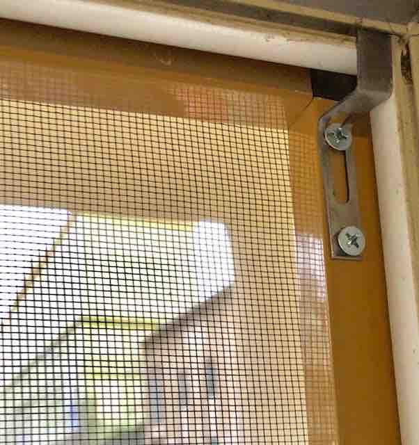 Insektenschutz Spannrahmen (konventional)