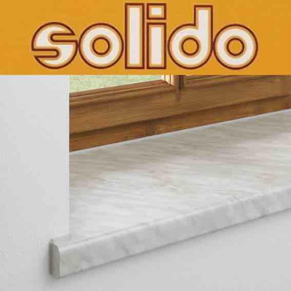 Innen-Fensterbank - Solido - Rohspanplatten