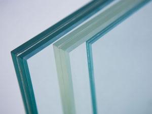 Was stellt das laminierte Glas (Triplex )?