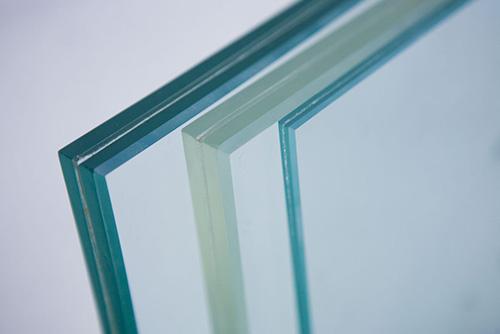 Was stellt das laminierte Glas
