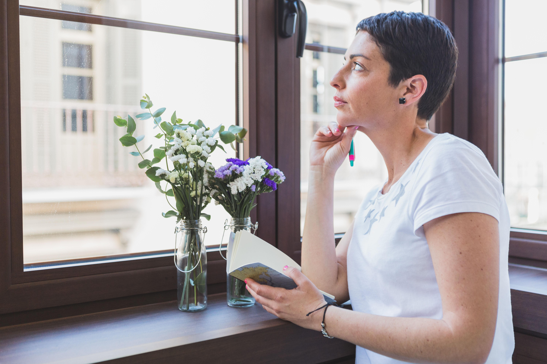 Innen und außen Fensterbänke