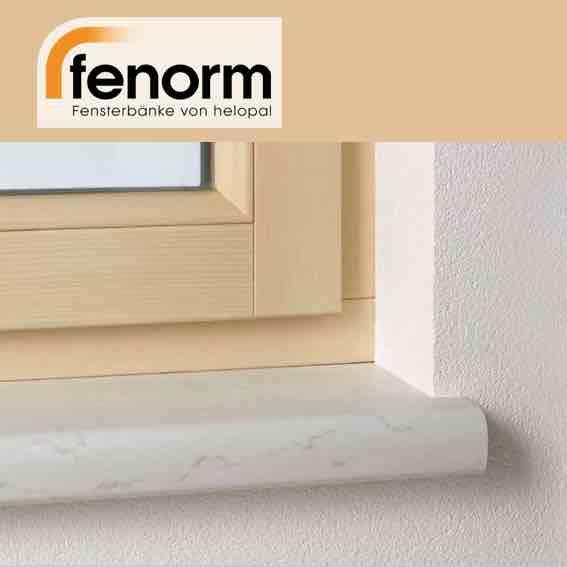 Innenfensterbank - FENORM HELODUR