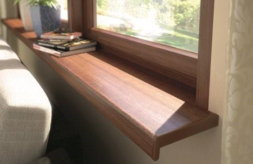 Montieren der inneren Fensterbänke