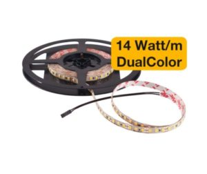 LED Band Tunable DualColor 14W