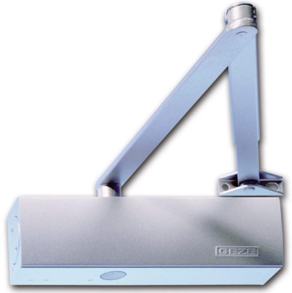 Fensterriegel 1 x Fensterfeststeller Siegenia Metall wei/ß Zuschlagschutz