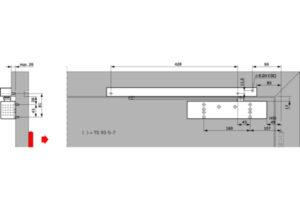 Türschließer TS 93G