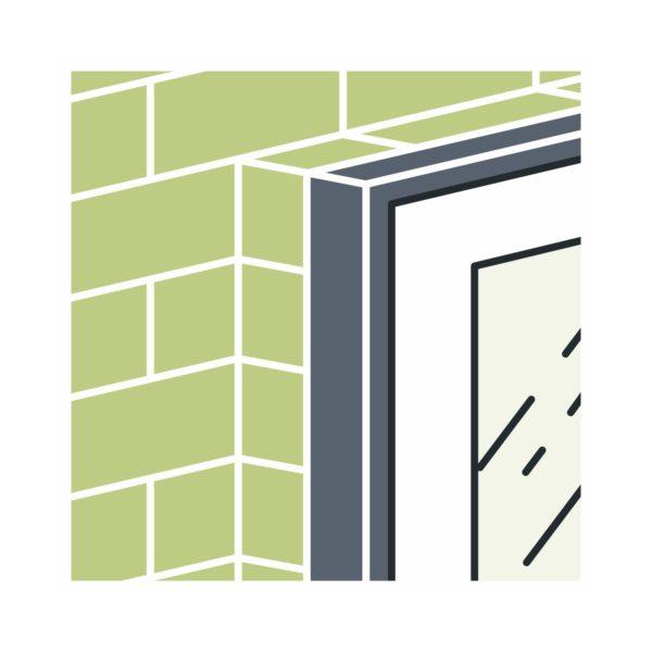 illbruck Fensterfolie ME501 TwinAktiv HI SP025 50m