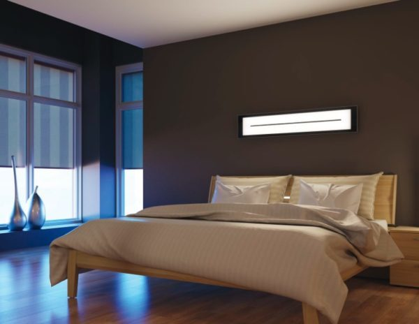 Wand-/Deckenleuchte ZEN 1080 28 W COLOR CONTROL