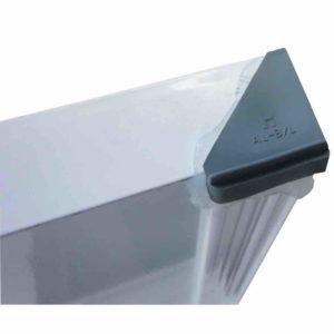 Dichtteile zu Alu Fensterbänke und Seitenabschlüsse   Außenfensterbänke