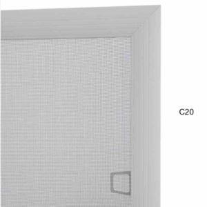 Insektenschutz Spannrahmen für Fensterlichte C20