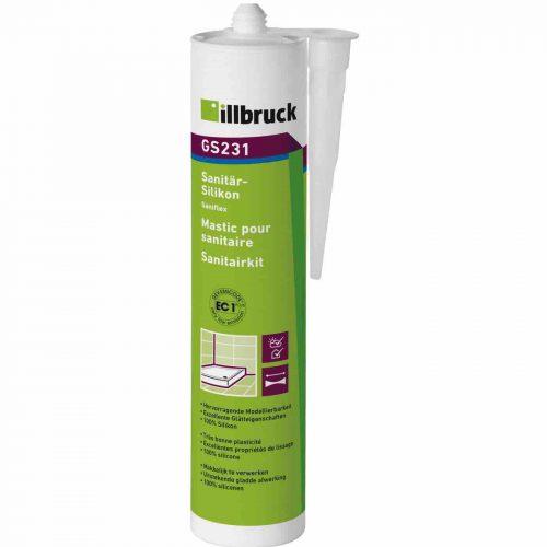 illbruck_GS231_Sanitärsilikon_310ml