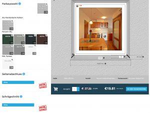 Außenfensterbänke-Online-Konfigurator-Farbauswahl-Schrägschnitt